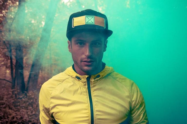 Black Strap Hat X Yellow Strap / Chronology Headwear